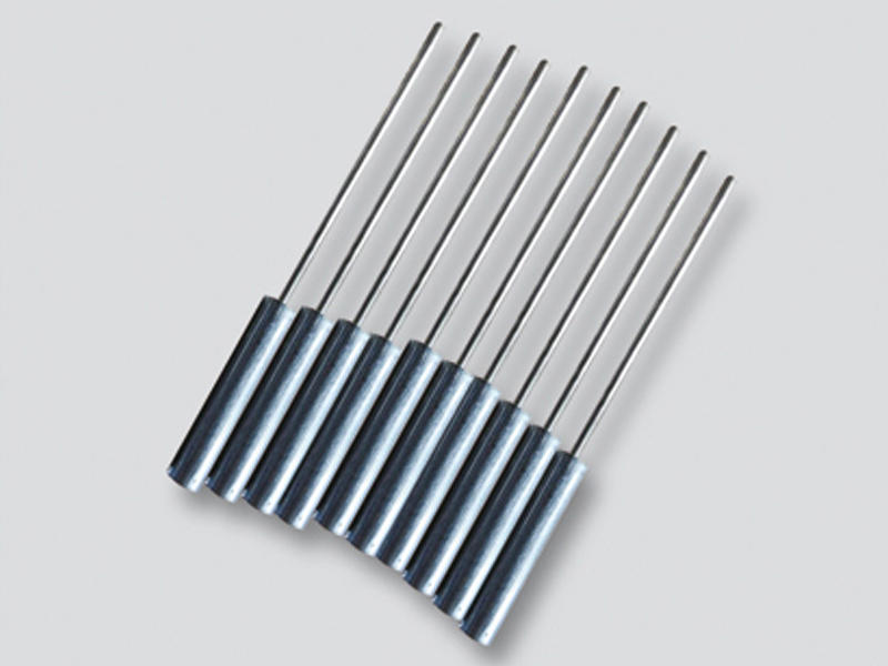 Magnesium anode rod for water heaters